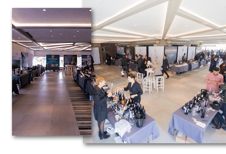 zenit events centery mykonos exhibitions
